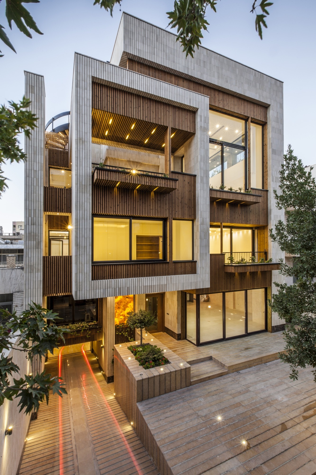 Mehrabad House Sarsayeh Architectural Office Archdaily