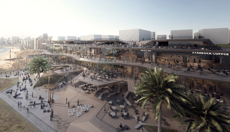 Built by Associative Data Releases Plans for Mixed-Use Gastronomic Development, Courtesy of BAD.Built by Associative Data