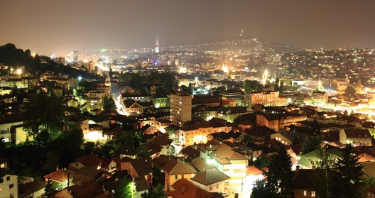 Sarajevo, Bósnia - Herzegovina. Imagem © Terekhova [Flickr], sob licença CC BY-NC-ND 2.0