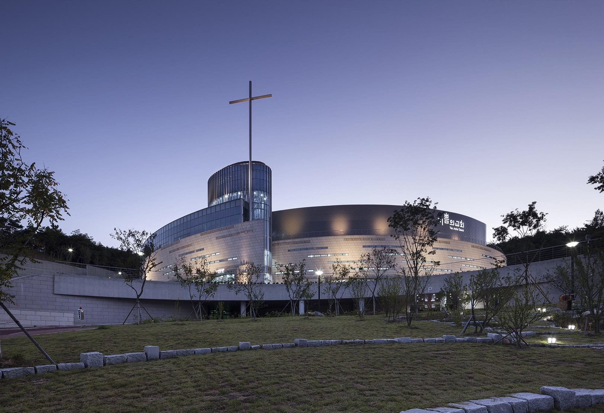 The Joyful Church  The Beck Group  ArchDaily