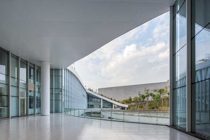Gallery of Nanning Planning Exhibition Hall ZSTUDIO