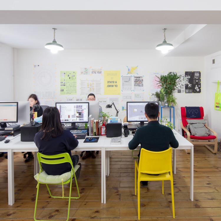 MAT Office. Image © Marc Goodwin