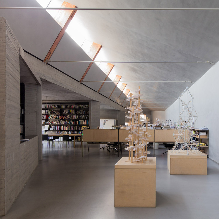 Look Inside a Collection of Beijing-Based Architecture Offices, Photographed by Marc Goodwin, ZAO/standardarchitecture – one office interior photographed by Goodwin. Image © Marc Goodwin