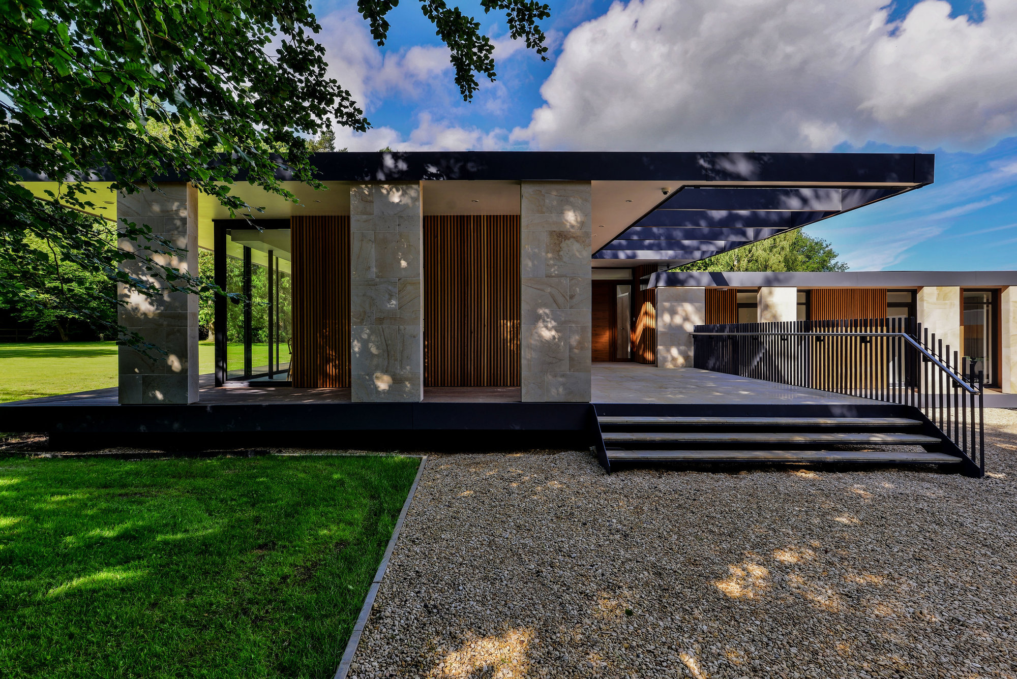 Skywood House  Nick Baker Architects  ArchDaily