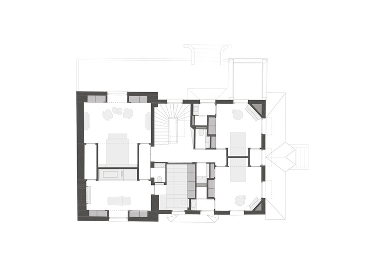 Project State - First Floor Plan