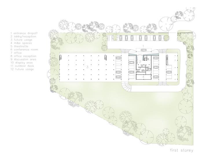 Plano del terreno