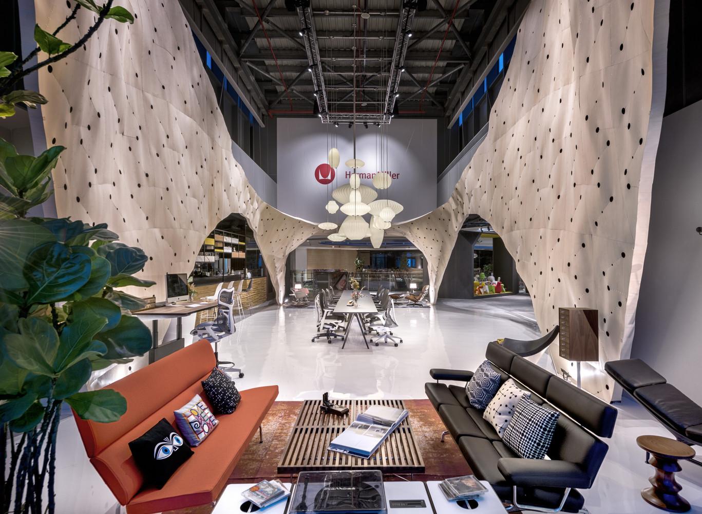 Plywood Shop Interior Design