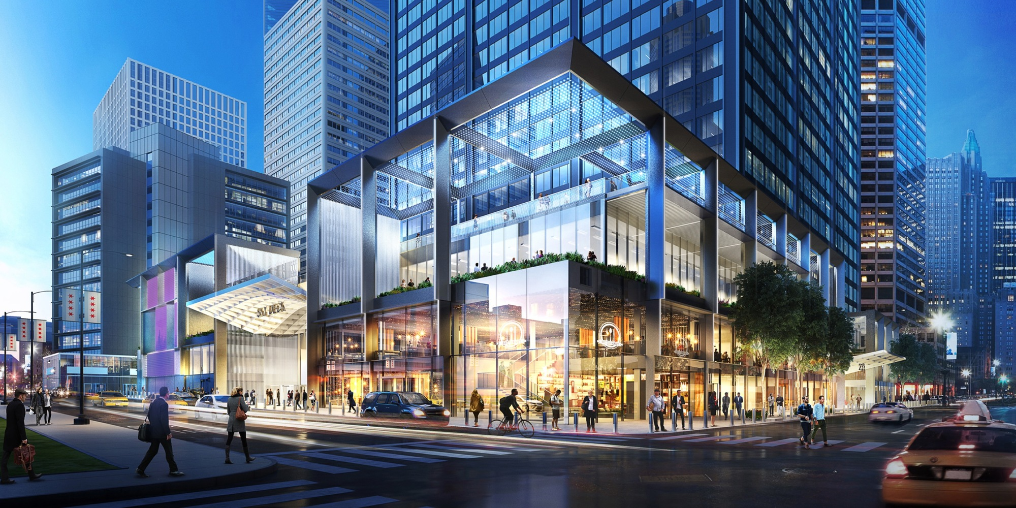 Willis Tower Receive 500 Million Renovation Archdaily