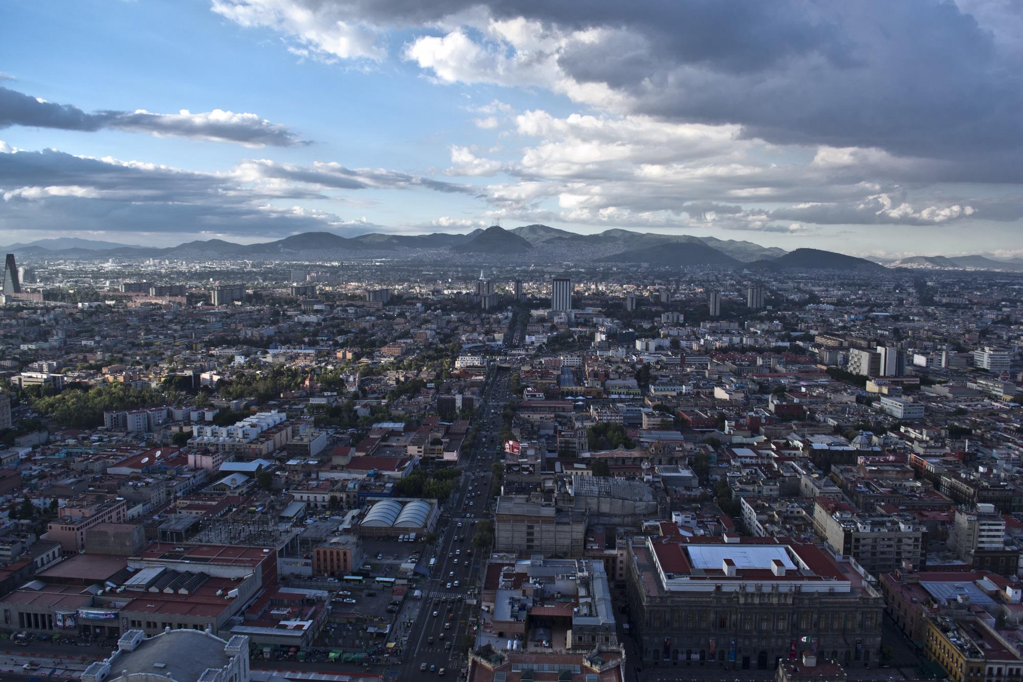 De Salas La De Ciudad De De Cine Mexico Arquitectura