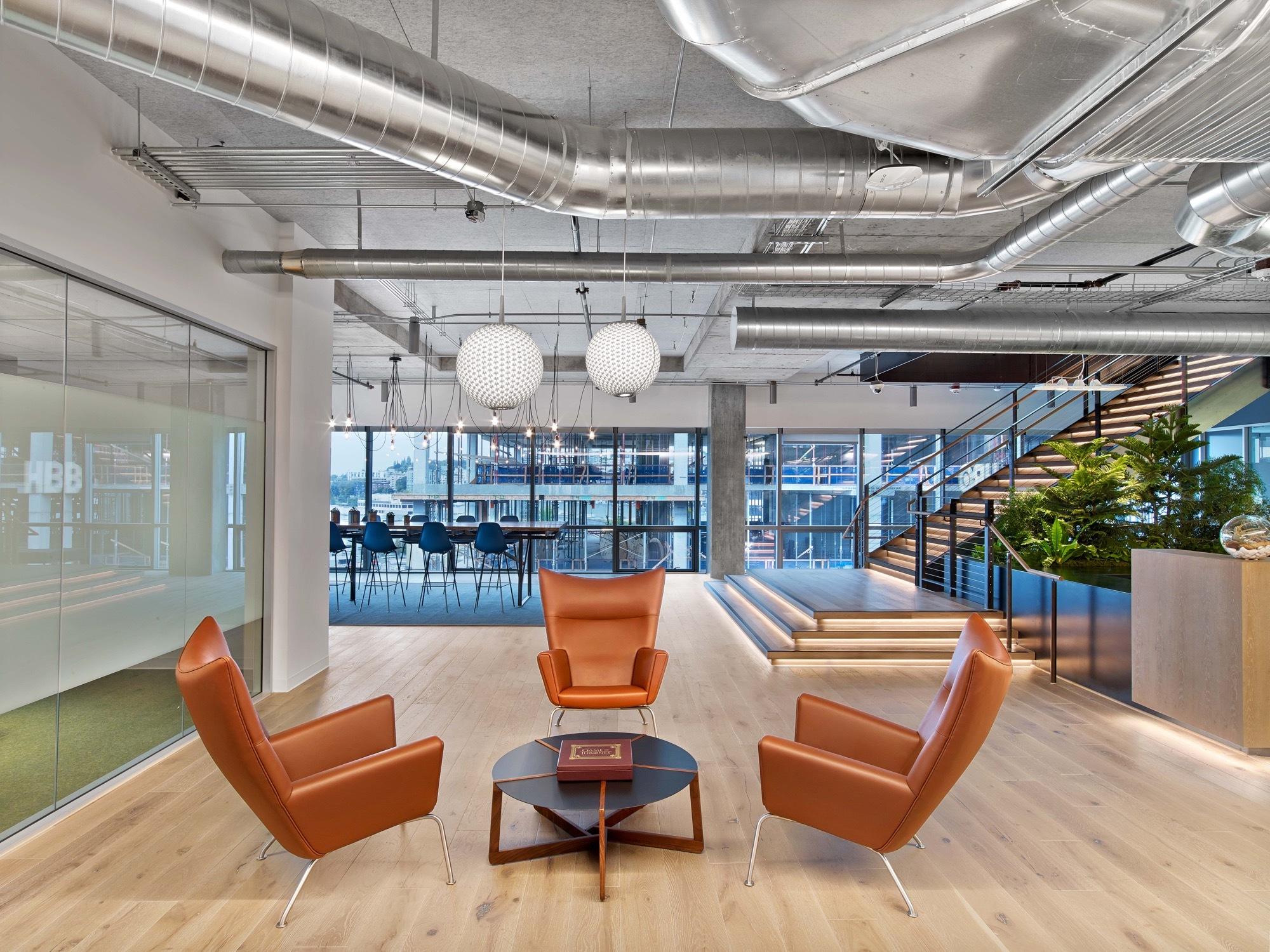 Hbo Seattle Workspace Rapt Studio - 2