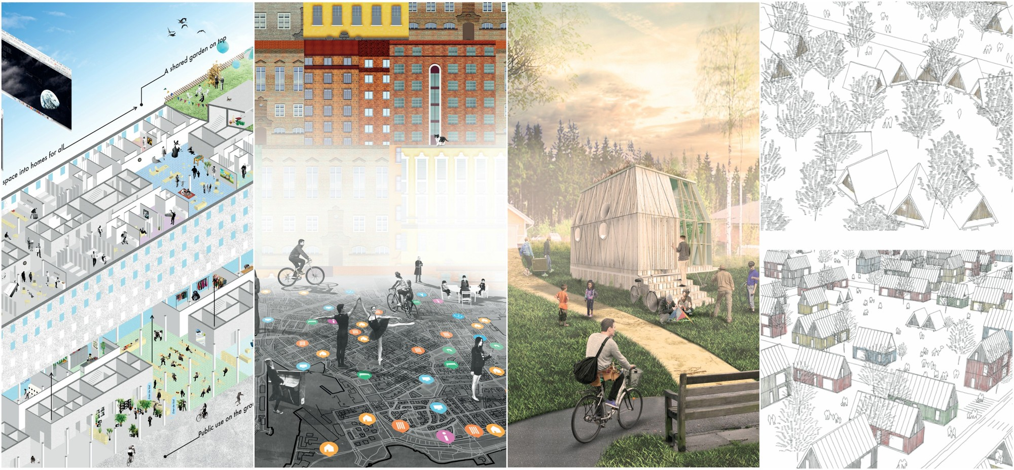 7 Architectural Solutions for Asylum Seekers Shown by the