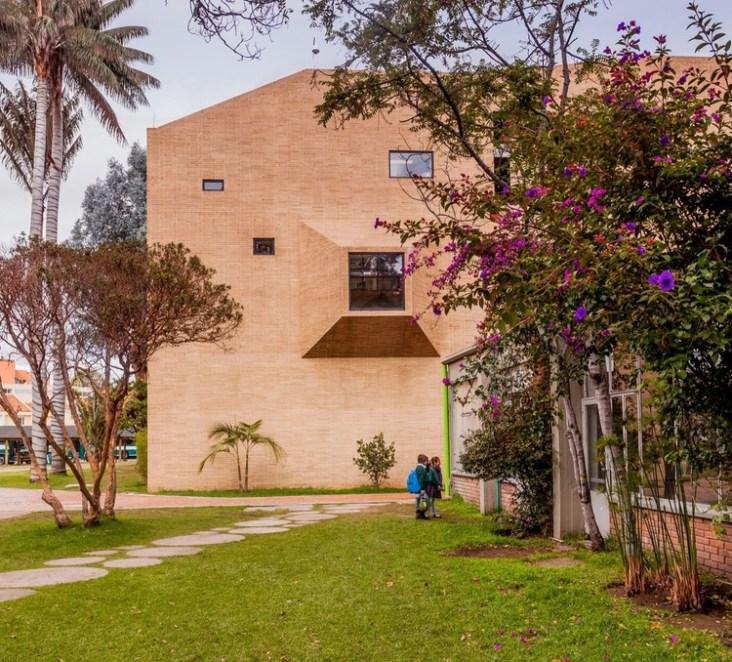 Edificio Primaria Colegio Anglo Colombiano / Daniel Bonilla Arquitectos. Imagen © Rodrigo Dávila