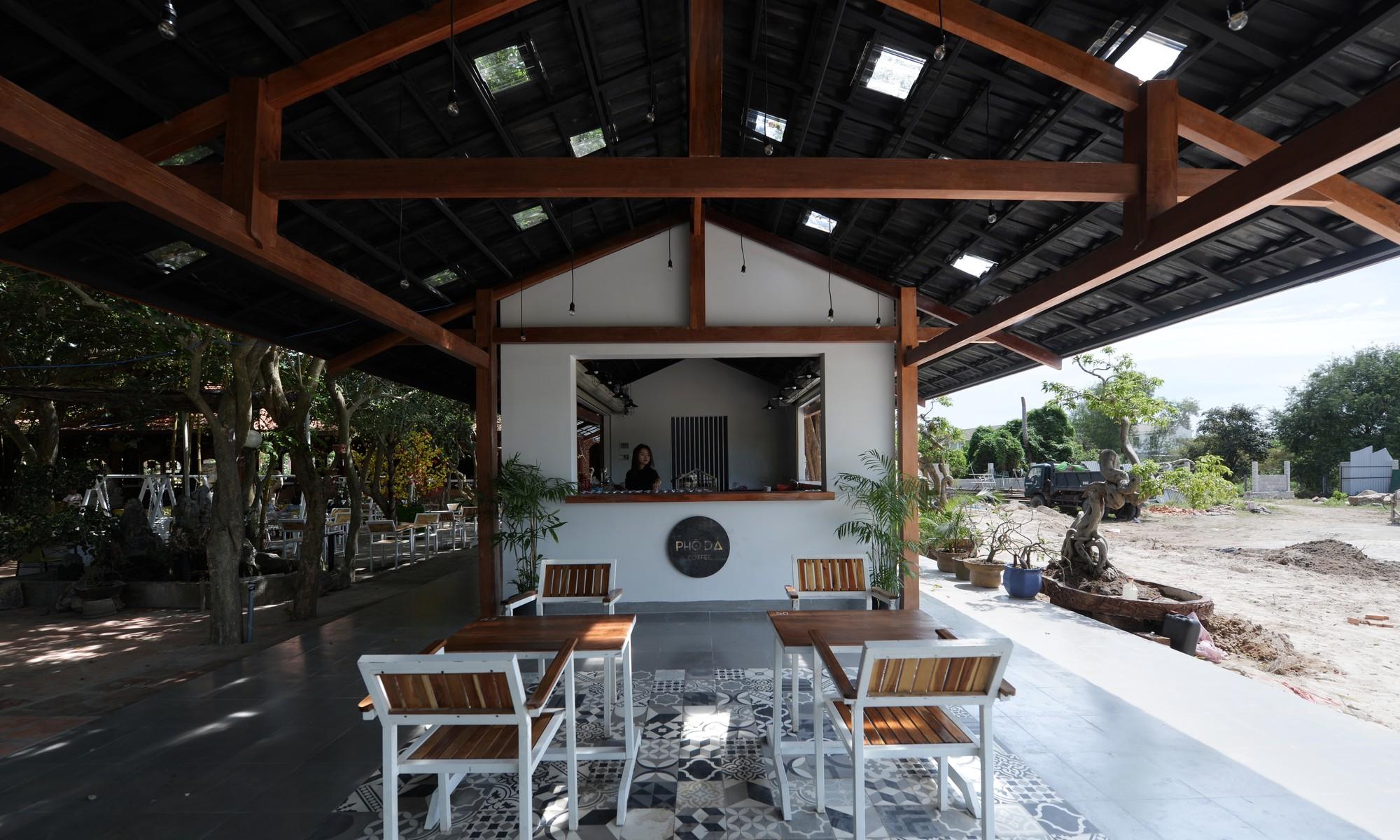 Pho Da Cafe  hausspace  ArchDaily
