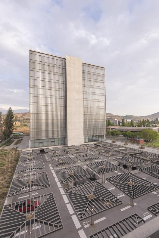 Corporative Building Claro Chile / +arquitectos - Autocad Design ...
