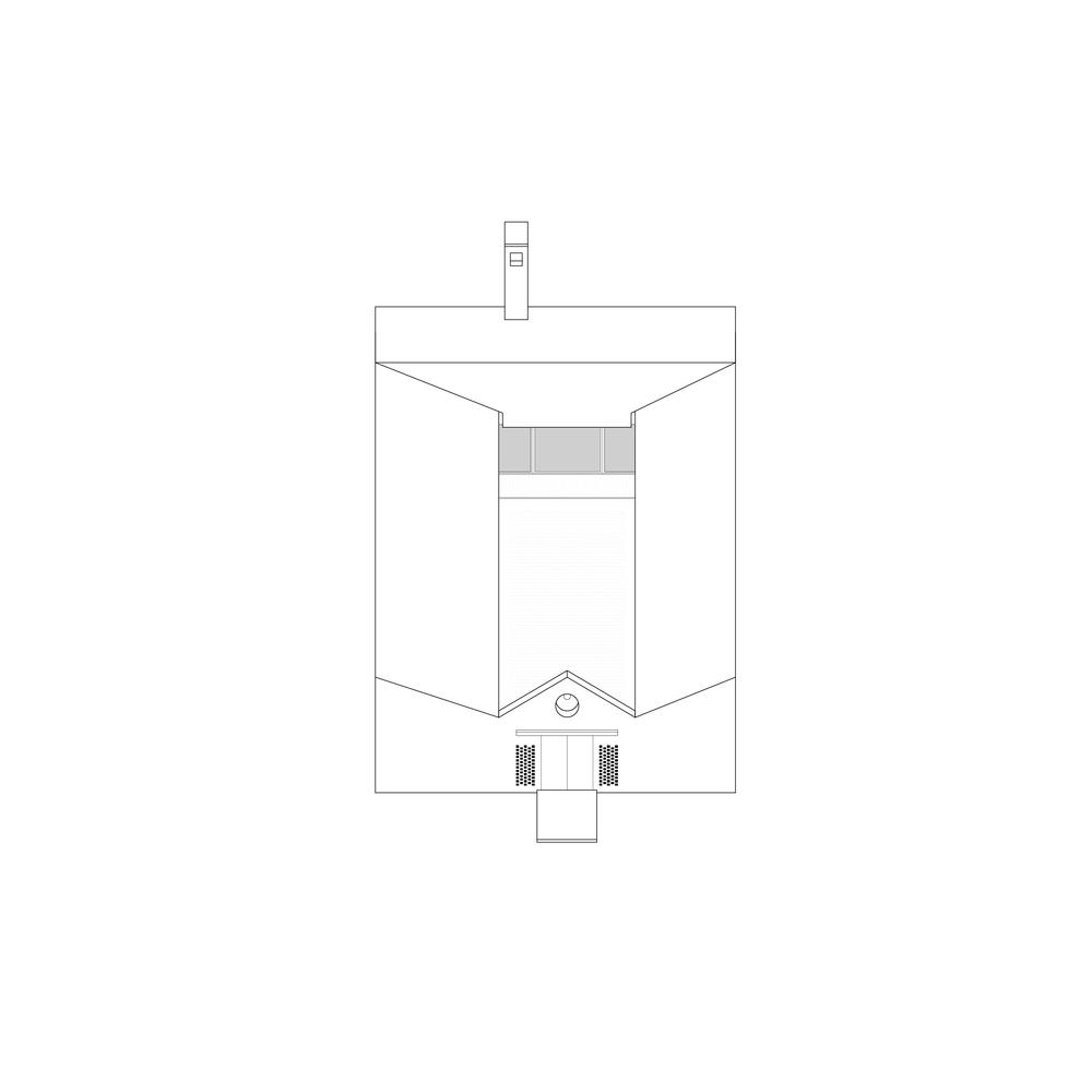 hight resolution of  house digeut jip diagram