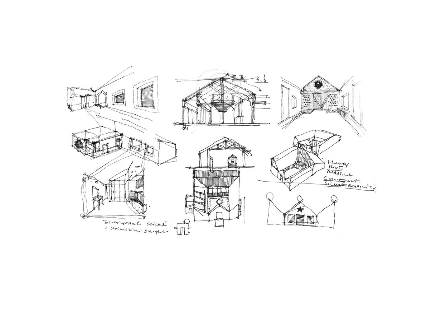 hight resolution of  house digeut jip aoa architects