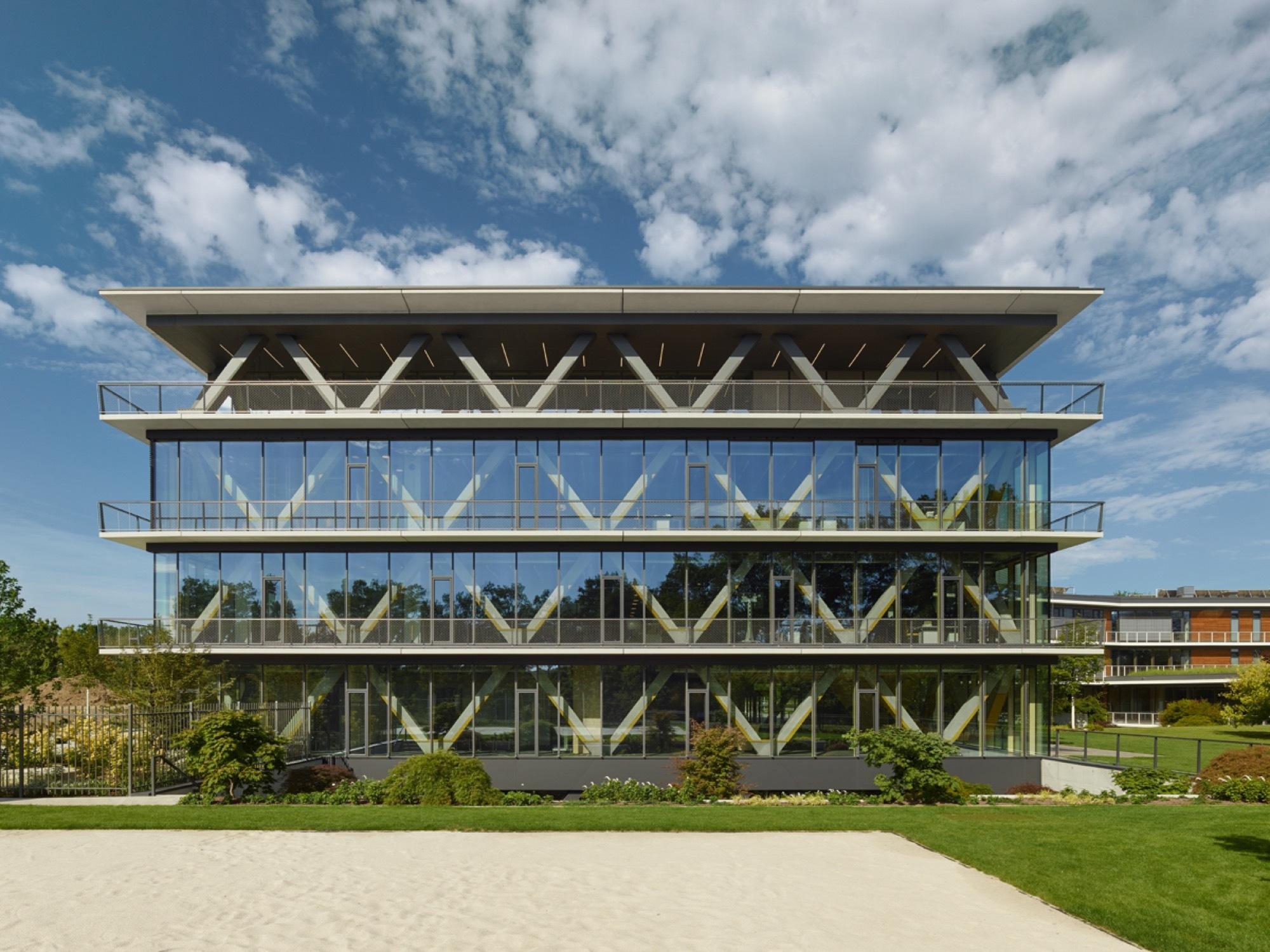 Innovation Center 2.0 Scope Architekten Archdaily