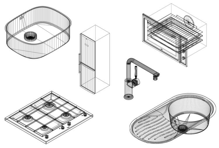 downloadable cad blocks for kitchen
