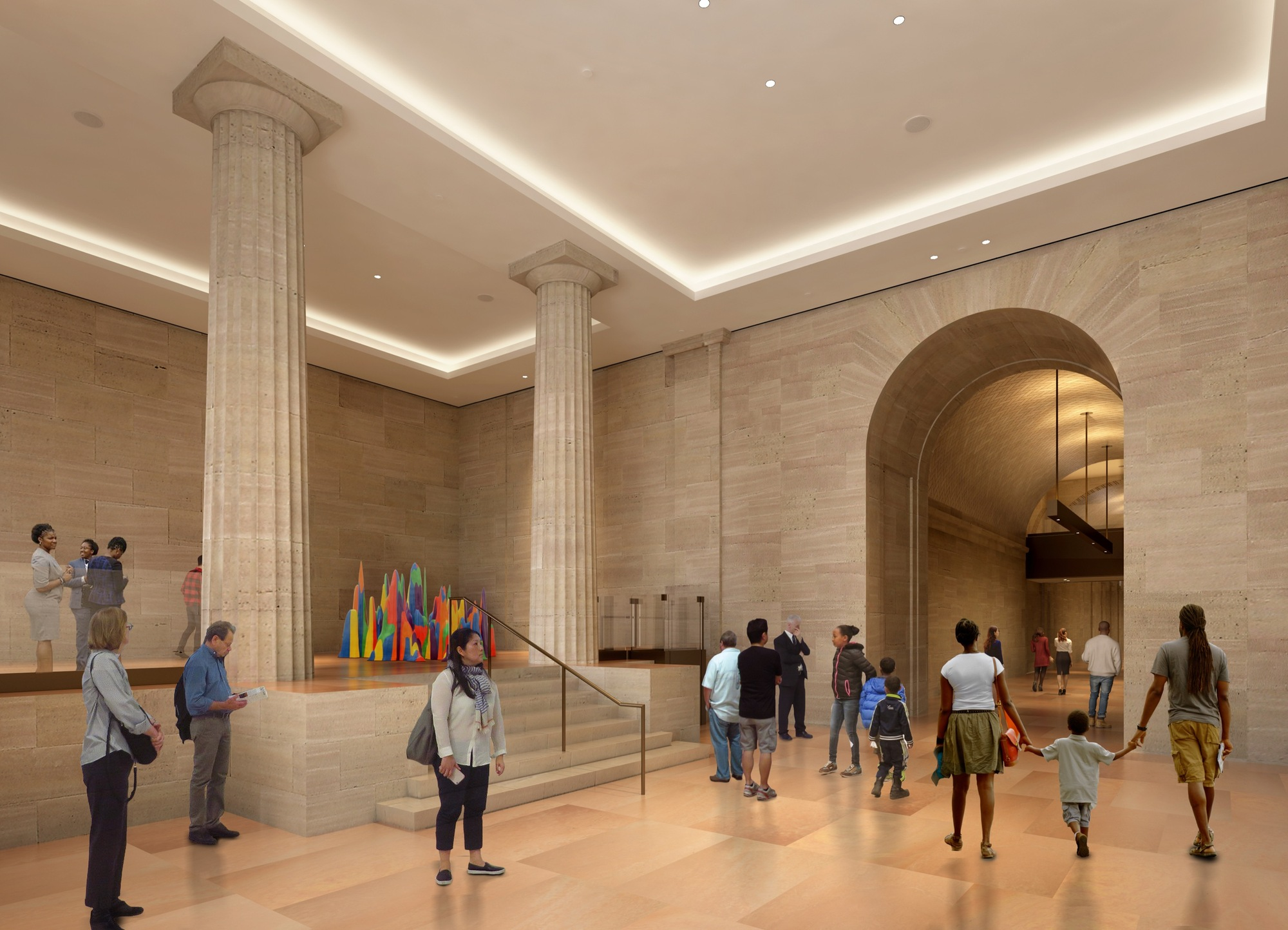 Philadelphia Museum Art Breaks Ground