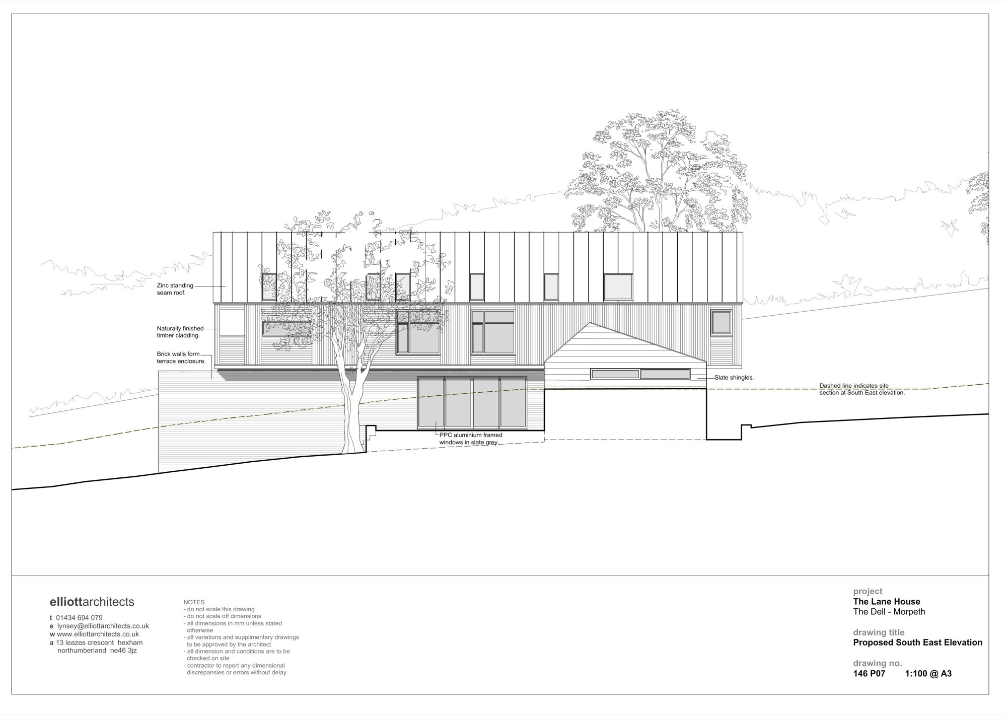 Gallery Of The Dell Elliott Architects 21