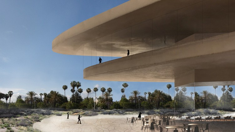New Renderings Show Major Changes to Zumthor's LACMA Redesign, © Atelier Peter Zumthor
