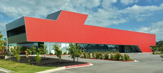 HARVEY CLINIC; Rogers, Arkansas / Marlon Blackwell Architects. Image Courtesy of The American Architecture Awards