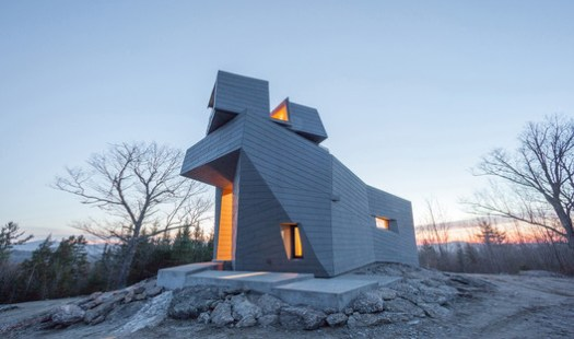 GEMMA OBSERVATORY; Southern New Hampshire / Anmahian Winton Architects. Image Courtesy of The American Architecture Awards