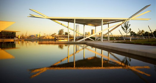 RIVERSPORT RAPIDS; Oklahoma City, Oklahoma / Elliott + Associates Architects. Image Courtesy of The American Architecture Awards