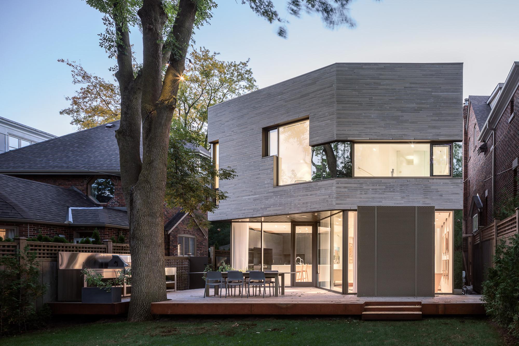 Rosemary House Kohn Shnier Architects Archdaily