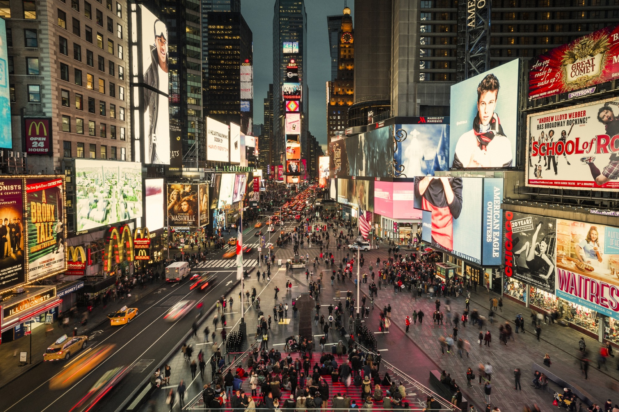 Times Square Celebrates Grand Opening Of Snhetta-designed Transformation Archdaily