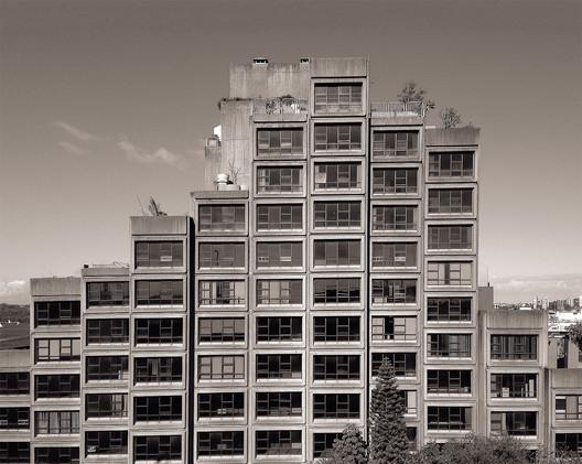 Sirius Apartments. Image © Glenn Harper