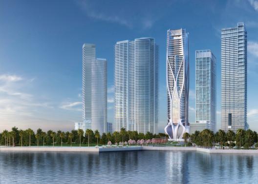 Courtesy of Zaha Hadid Architects