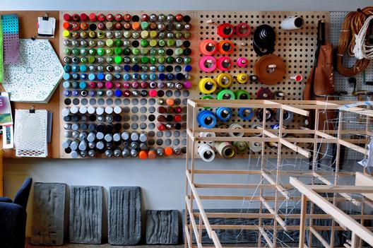 Studio Gang HQ - Chicago. Image © Victor Delaqua