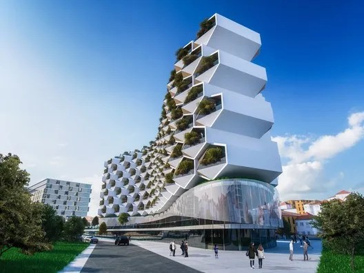 Urban Rural is set to become a landmark for Istanbul. Image Courtesy of Eray Carbajo