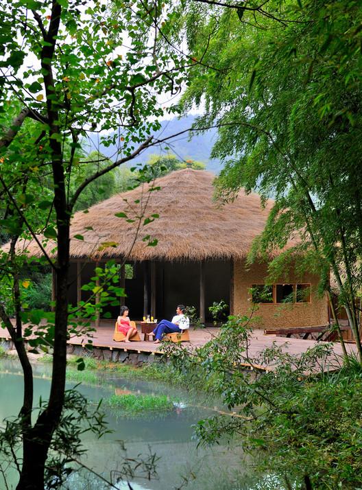 Tea Art Pavilion. Image © Youkun Chen