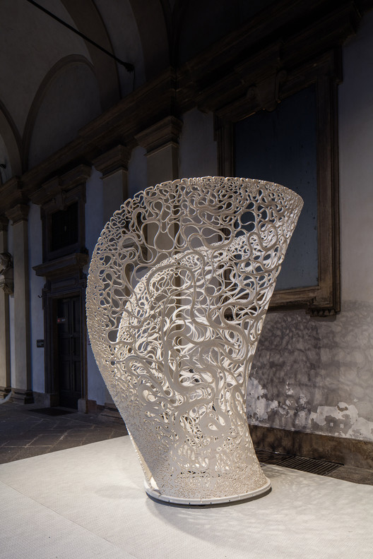Zaha Hadid Architects Unveils New Experimental Structure