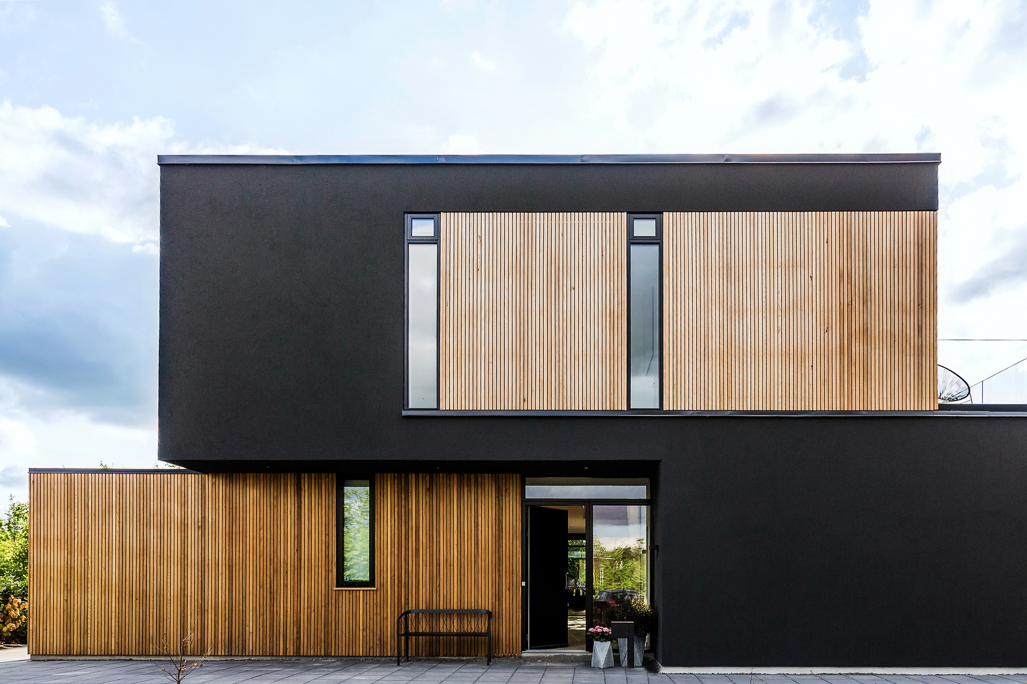 Villa S  N+p Architects Archdaily