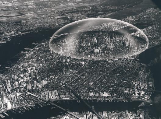 Buckminster Fuller Dome 1961. Image Courtesy of Metropolis Books