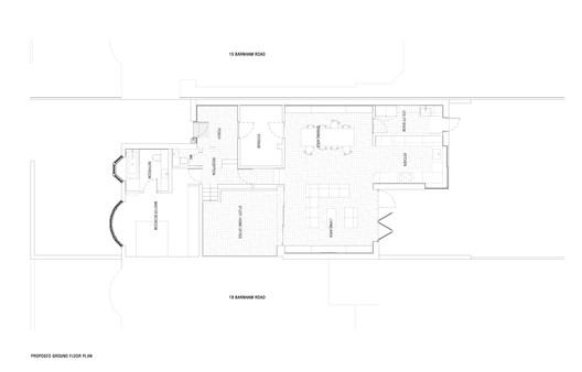 Proposed Ground Floor Plan