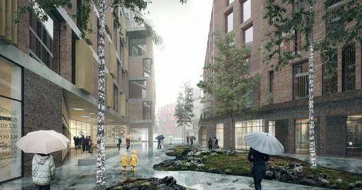 Courtesy of Henning Larsen Architects