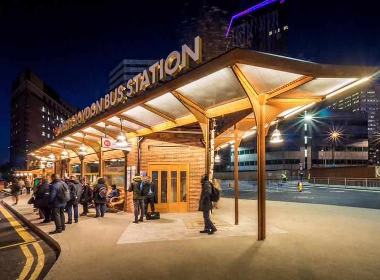 © Alex Upton. ImageWest Croydon Bus Station / Transport for London