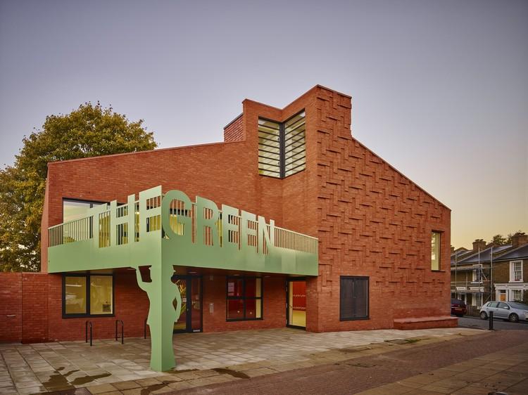 © Tim Soar. ImageThe Green Nunhead / AOC Architecture Ltd