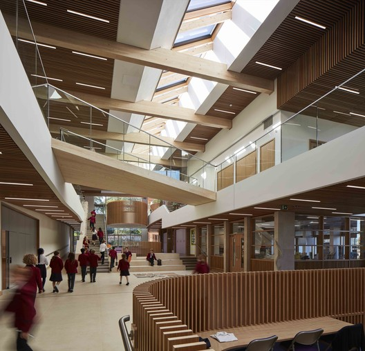 © Dennis Gilbert. ImageHighgate Junior School / Architype