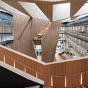 Melbourne School of Design, University of Melbourne, Melbourne, Australia / John Wardle Architects and NADAAA. Image © John Horner