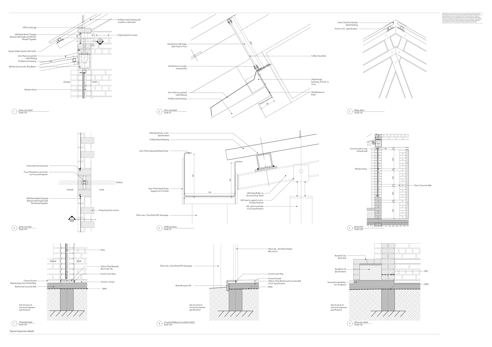 hight resolution of cof outreach village primary schools studio fh architects