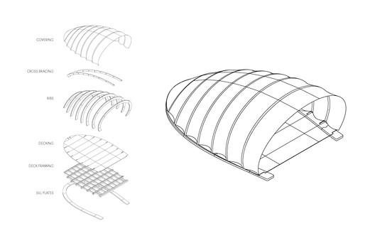 Structure Axonometric