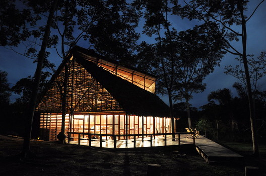 Ani Nii Shobo Lodge / Sandra Iturriaga + Samuel Bravo. Image © Samuel Bravo