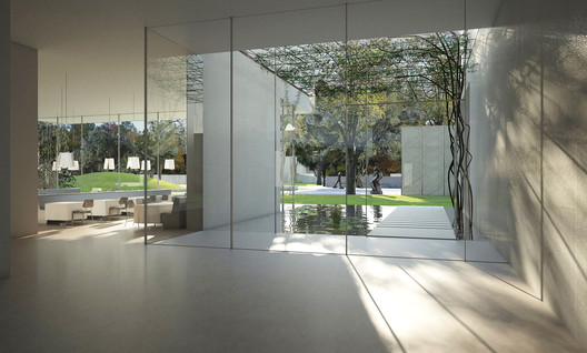 Courtesy of Steven Holl Architects