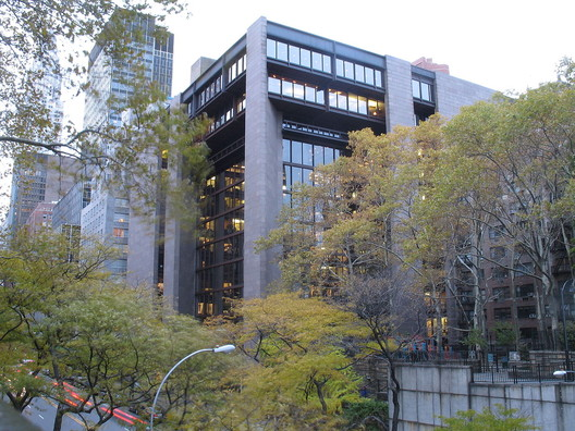 The Ford Foundation. Image © <a href='https://commons.wikimedia.org/wiki/File:Ford_foundation_building_1.JPG'>Wikimedia user Stakhanov</a> licensed under <a href='https://creativecommons.org/licenses/by/3.0/deed.en'>CC BY 3.0</a>