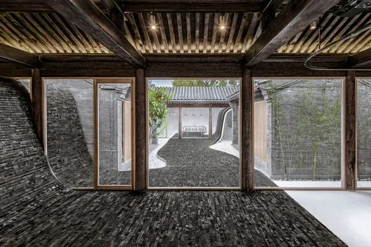 Reception area. Image © Wang Ning, Jin Weiqi
